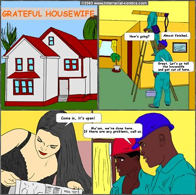Grateful Housewife