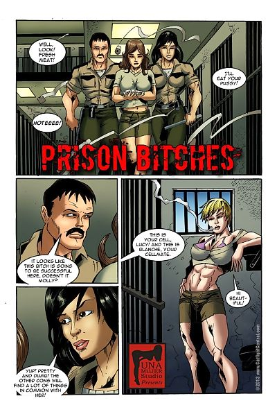Prison Bitches 1