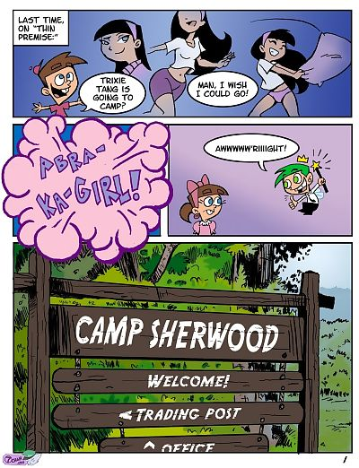 Camp Sherwood - part 4